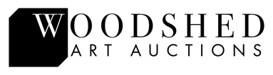 Woodshed Art Auctions  Online Art Auctioneer
