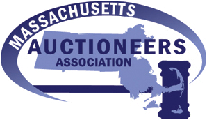 Bruce Wood and the MA Auctioneers Association