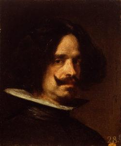 Diego Velázquez - Self Portrait circa 1645